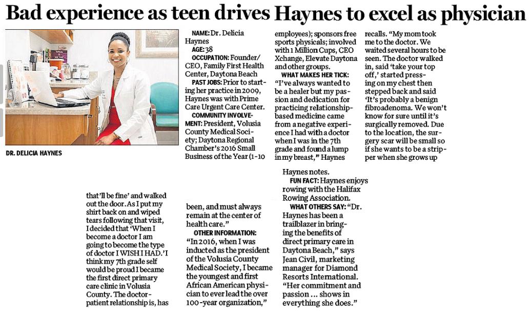 Daytona News Journal Business